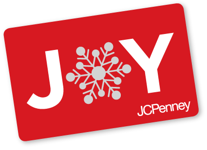 JCPenney® Gift Card